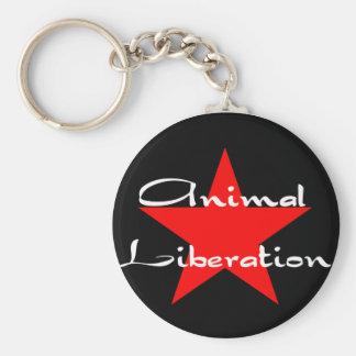 Tierbefreiung Schlüsselanhänger