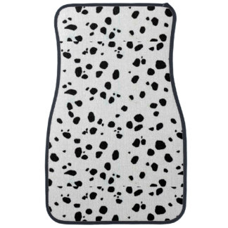 Tierdruck-Dalmatiner Auto Fussmatte