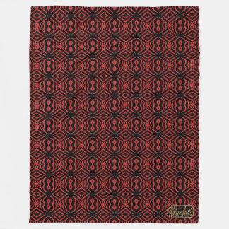 Tierdruck dekorativ irgendeine FarbeFleece-Decke 2 Fleecedecke