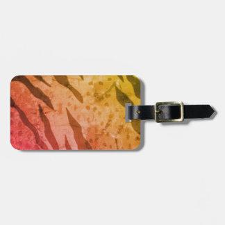 Tierdruck-Safari-Gepäckanhänger Kofferanhänger