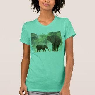 Tiere sind menschlichen Tieren überlegen T-Shirt