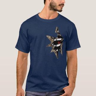 Tierherz-Dunkelheits-T-Shirt T-Shirt