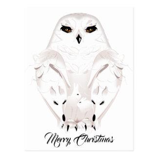 tierisches Weihnachten Postkarte