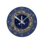 Tierkreis-Rad Uhren