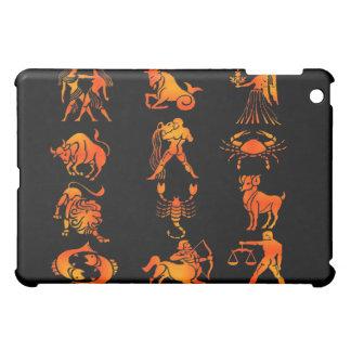 Tierkreis-Speck-Rechtssache 3 iPad Mini Hülle