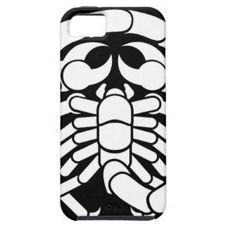 Tierkreis unterzeichnet Skorpions-Skorpions-Ikone iPhone 5 Etuis