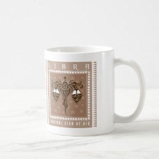 Tierkreis-Waage-Kaffee Kaffeetasse