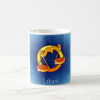 Tierkreis-Waage Kaffeetasse