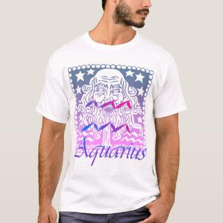 Tierkreis-Wassermann-Shirt T-Shirt