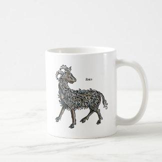 Tierkreis: Widder, 1482 Kaffeetasse