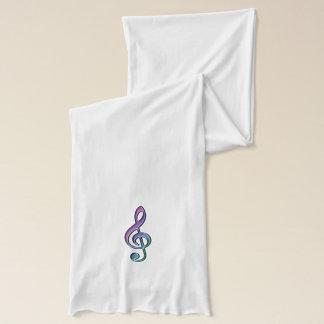 Tierkreis-Zeichen-Jungfrau-Musiker-Schal mit Schal