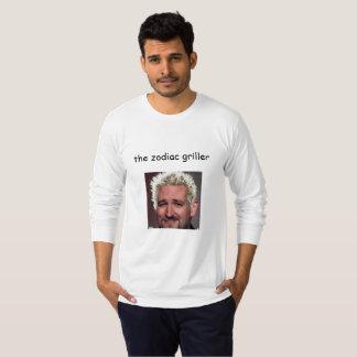 Tierkreisgrillvorrichtung/Ted sheeran T-Shirt