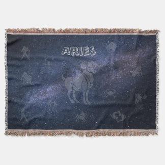 Tierkreiszeichen Widder Decke