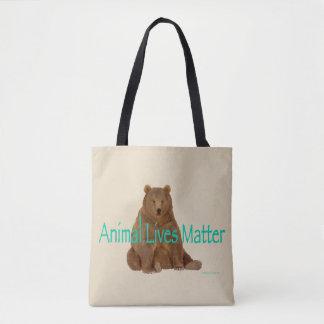 """""""Tierlebens-Angelegenheits-"""" Bärn-Tasche Tasche"""