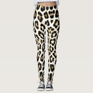 Tierleopard-Gepard-Druck-Muster Leggings