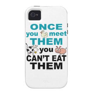Tiermitleid iphone Fall iPhone 4 Hüllen