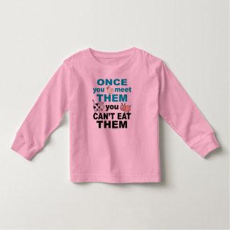 Tiermitleid Kleinkinder T-shirt