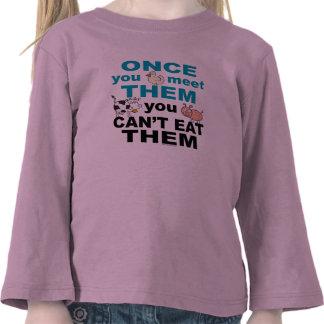 Tiermitleid T-shirt