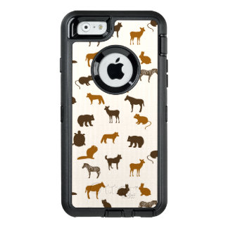 Tiermuster 1 OtterBox iPhone 6/6s hülle