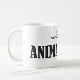 TierPolizist-Phoenix-Tasse Kaffeetasse