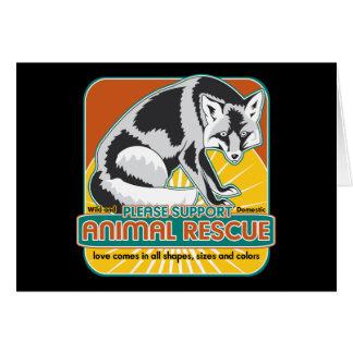 TierrettungFox Grußkarten