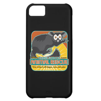 TierrettungLemur iPhone 5C Hüllen