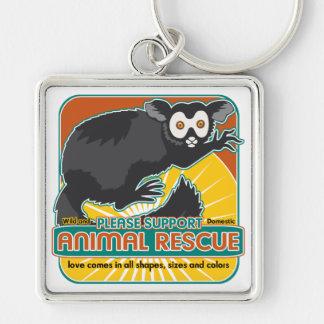 TierrettungLemur Schlüsselband