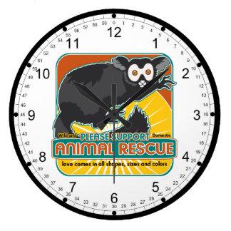 TierrettungLemur Uhren