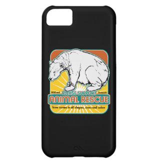 Tierrettungs-Eisbär Hülle Für iPhone 5C