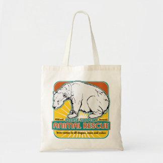 Tierrettungs-Eisbär Taschen
