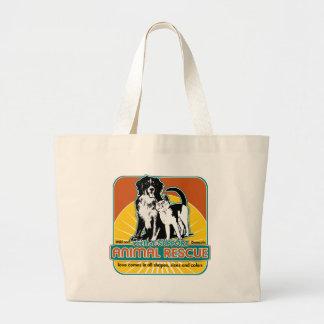 Tierrettungs-Hund und Katze Taschen