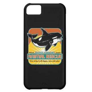 Tierrettungs-Wal iPhone 5C Hülle