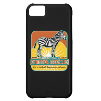 TierrettungZebra Hülle Für iPhone 5C