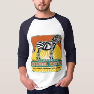 TierrettungZebra T-Shirt