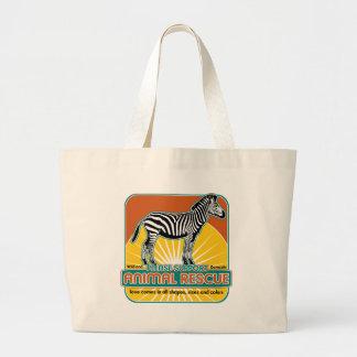 TierrettungZebra Einkaufstaschen