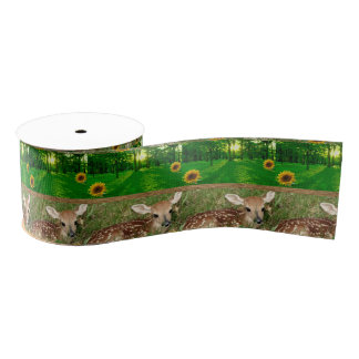 Tierrotwildband Ripsband