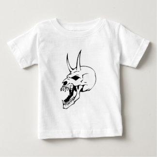 Tierschädel Baby T-shirt