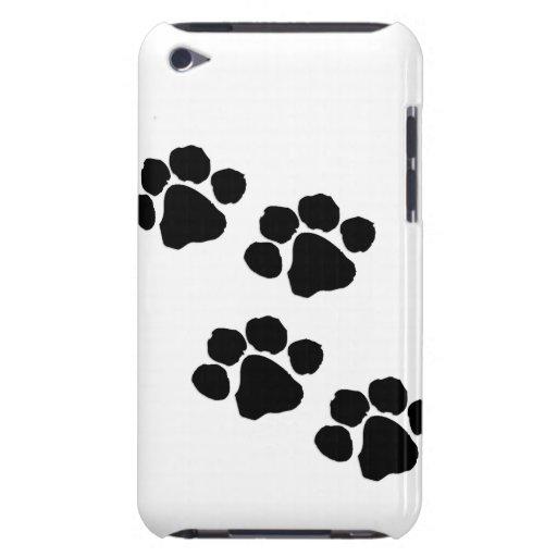 Tiertatzen-Drucke iPod Case-Mate Hüllen