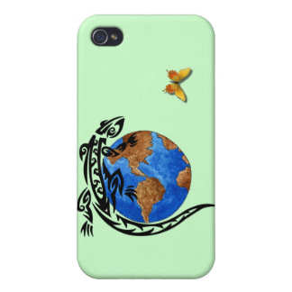 Tierwelt iPhone 4/4S Case