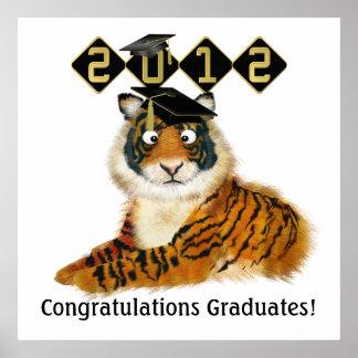 Tiger-Abschluss-Klasse von 2012 - SRF Poster