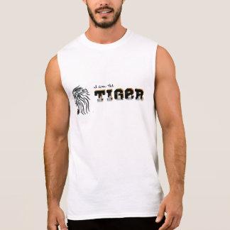 Tiger Ärmelloses Shirt