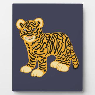 Tiger CUB Fotoplatte