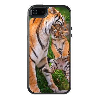 Tiger CUB OtterBox iPhone 5/5s/SE Hülle