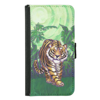 Tiger-Elektronik Samsung Galaxy S5 Geldbeutel Hülle