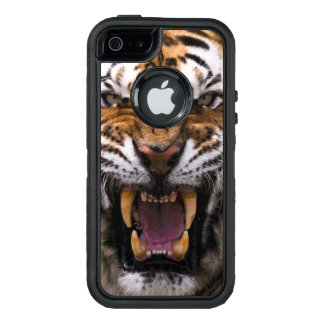 Tiger entwarf Apple iPhone SE/5/5s Fall OtterBox iPhone 5/5s/SE Hülle