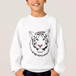 Tiger-Entwurf Sweatshirt