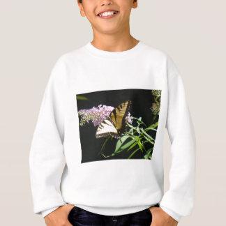 Tiger-Frack-Schmetterling Sweatshirt