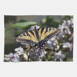 Tiger-Frack-Schmetterlings-Küchen-Tuch Geschirrtuch
