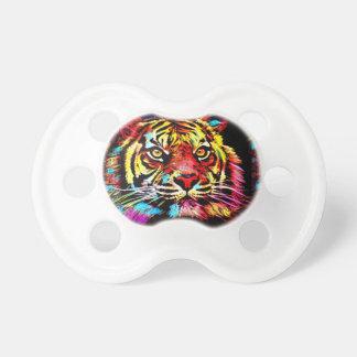 Tiger-Gesicht Schnuller