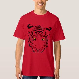 Tiger-Gesicht T-Shirt